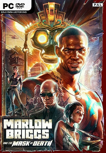 Marlow Briggs and The Mask of Death (2013) PC | RePacked by R.G. Revenants
