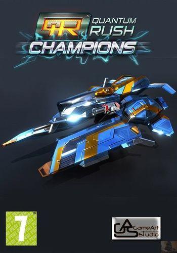 Quantum Rush Champions (2014)