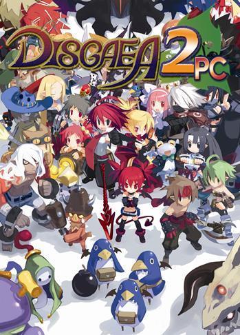 Disgaea 2 PC (2017)