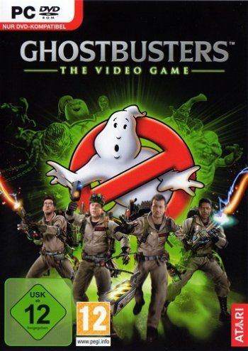 Ghostbusters: The Video Game (2009) PC | RePack от R.G. Механики