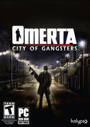 Omerta: City of Gangsters (2013) PC | RePack by Audioslave