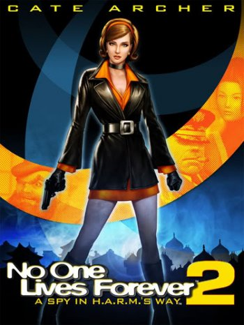 No One Lives Forever 2 (2002)