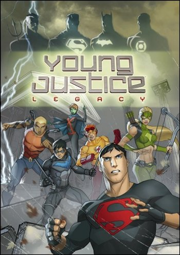 Young Justice: Legacy (2013) PC   RePack by Let'sРlay