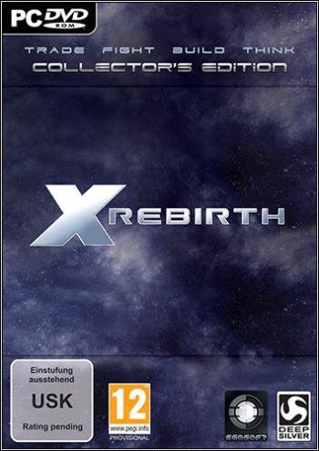 X Rebirth: Collector's Edition (2013) PC | Repack от xatab