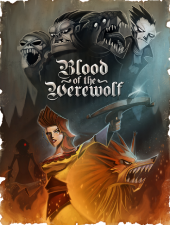 Blood of the Werewolf (2014)