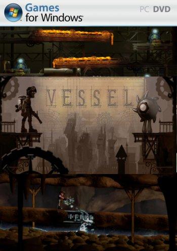 Vessel (2013) PC | RePack от R.G. Механики