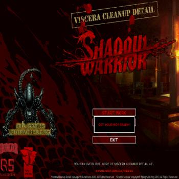 Viscera Cleanup Detail: Shadow Warrior (2013)