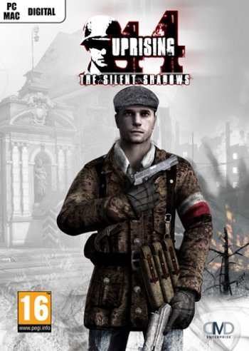 Uprising 44: The Silent Shadows (2012) PC | Repack by Fenixx
