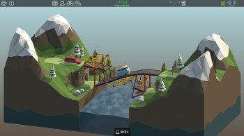 Poly Bridge (2016) PC   RePack от R.G. Механики