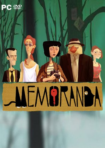 Memoranda (2017) PC   RePack от qoob