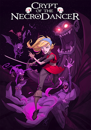 Crypt of the NecroDancer (2015)