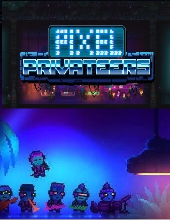 Pixel Privateers (2017)