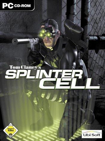 Tom Clancy's Splinter Cell (2003) PC | Repack R.G. Revenants