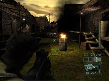 Tom Clancy's Splinter Cell: Pandora Tomorrow (2004) PC | Repack R.G. Revenants