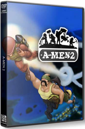 A-Men 2 (2015) PC | RePack от xGhost