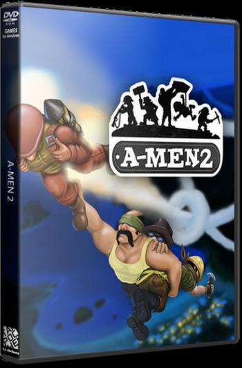 A-Men 2 (2015) PC | RePack от xGhost