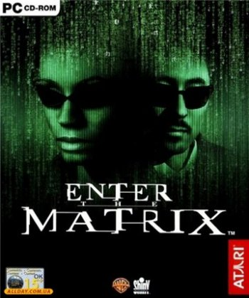 Enter the Matrix (2003) PC | RePack by Diavol | R.G. REVOLUTiON