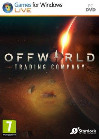 Offworld Trading Company (2016) PC | Лицензия