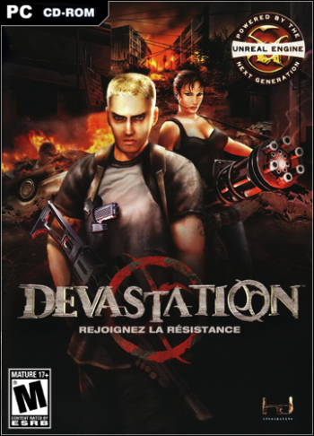Опустошение / Devastation (2003) PC | Repack от R.G. Catalyst