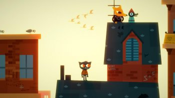 Night in the Woods [Build 133] (2017) PC | RePack от qoob