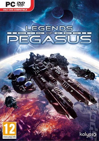 Legends of Pegasus (2012) PC | RePack by R.G. Revenants