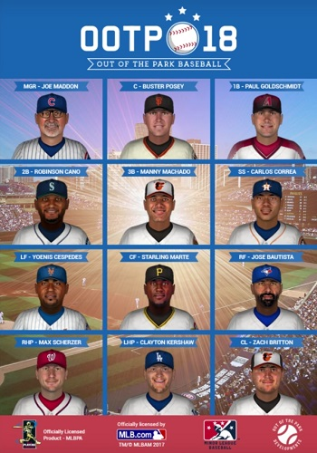 Out Of The Park Baseball 18 (2017)