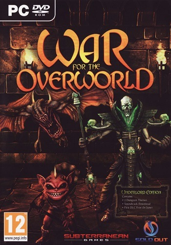 War for the Overworld: Gold Edition (2015) PC | RePack от GAMER