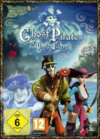 Ghost Pirates of Vooju Island (2009) PC | RePack by R.G. Catalyst