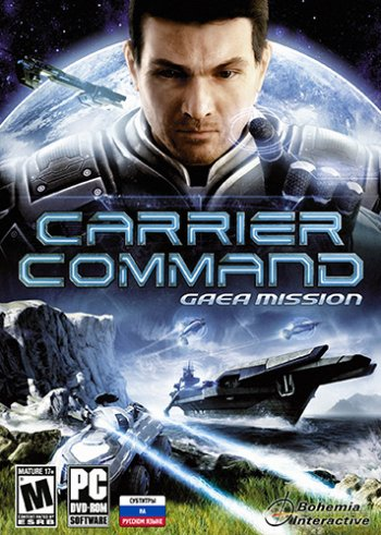 Carrier Command: Gaea Mission (2012) PC | RePack by R.G. Механики