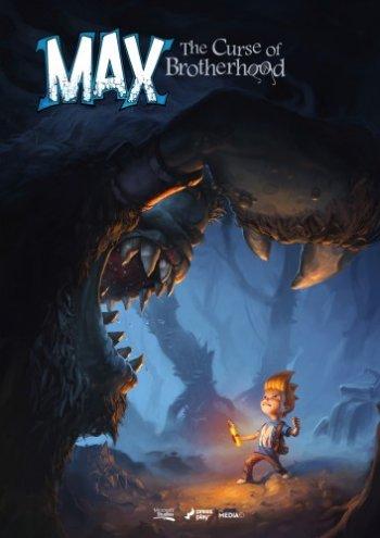 Max: The Curse of Brotherhood (2014) PC | RePack от R.G. Механики