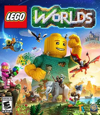 LEGO Worlds [Update 3 + 4 DLC] (2017) PC | RePack от qoob