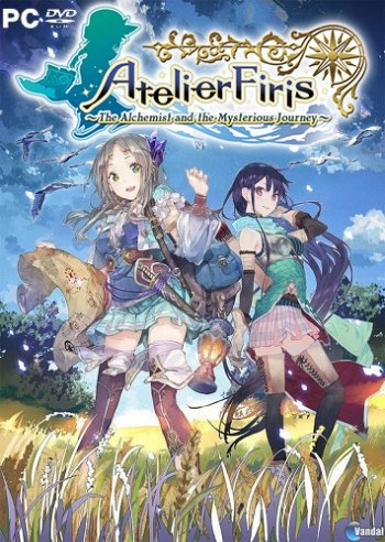 Atelier Firis: The Alchemist and the Mysterious Journey (2017)