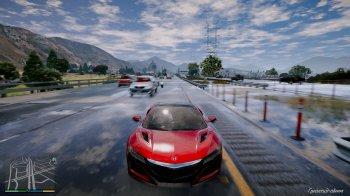 GTA 5 Redux 500 CARS PACK 1.0.944.2 & 1.0.877.1 (2017)
