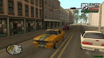 GTA / Grand Theft Auto: San Andreas - Real Cars 2014 (2005)