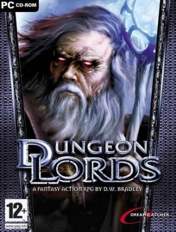Dungeon Lords: Золотое издание (2005) PC | RePack by R.G. Catalyst