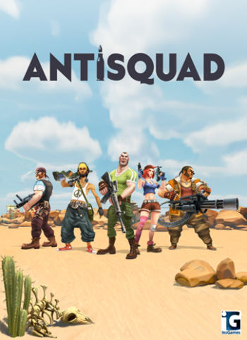 Antisquad (2014) PC | RePack от R.G. Catalyst