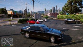 GTA 5 Redux 575 CARS PACK 1.0.1011.1 & 1.0.877.1 (2017)