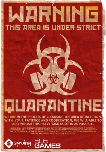 Quarantine (2017) PC | RePack от qoob