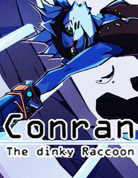 Conran - The dinky Raccoon (2017) PC | Лицензия
