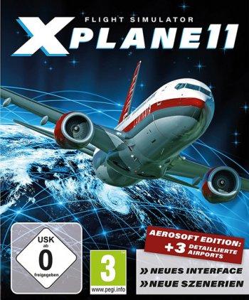 X-Plane 11: Global Scenery (2017)