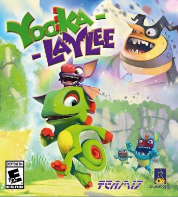 Yooka-Laylee (2017) PC | Лицензия