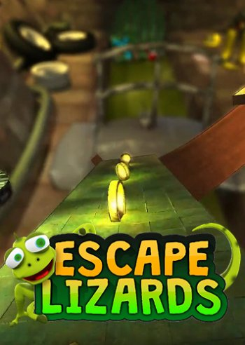 Escape Lizards (2017) PC | Лицензия