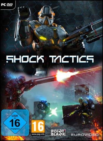 Shock Tactics (2017) PC | RePack от qoob