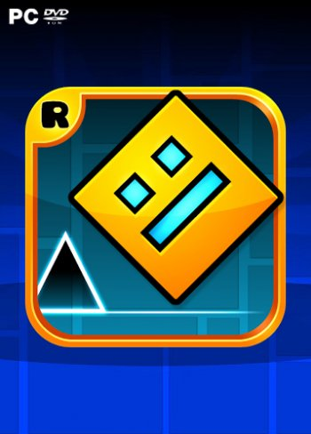 Geometry Dash [v2.112] (2014) PC | Пиратка