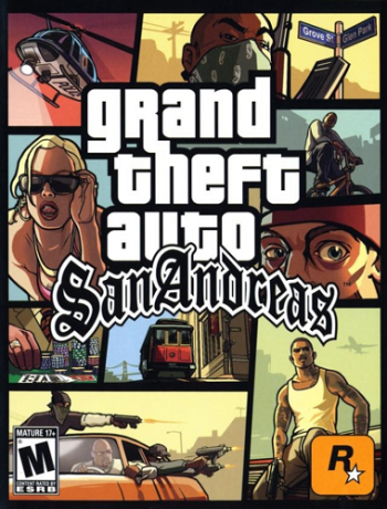 GTA San Andreas Hot coffee (2005) PC   Patch