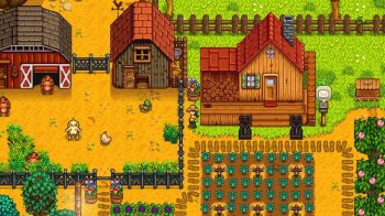 Stardew Valley [v 1.3.33] (2016) PC | Лицензия