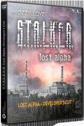 S.T.A.L.K.E.R.: Lost Alpha. Developer's Cut [1.4007] (2017) PC | Repack от SeregA-Lus