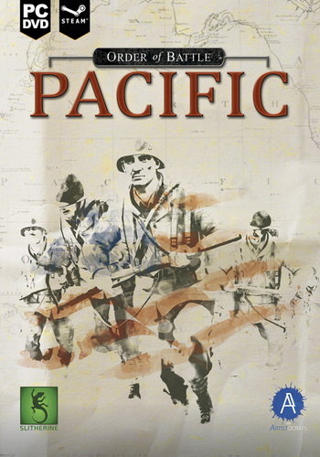 Order of Battle: Pacific (2015) PC | Лицензия