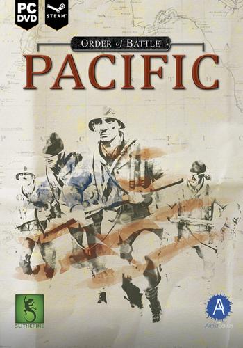 Order of Battle: Pacific (2015) PC | Лицензия