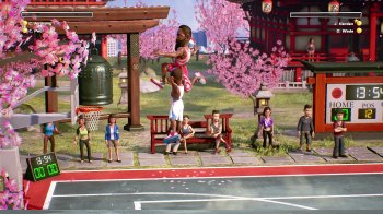 NBA Playgrounds [v 1.4 + 2 DLC] (2017) PC   RePack от qoob